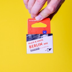 Lomography Berlin Kino 400...
